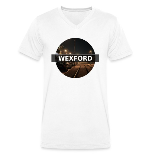 Wexford - Men's Organic V-Neck T-Shirt by Stanley & Stella