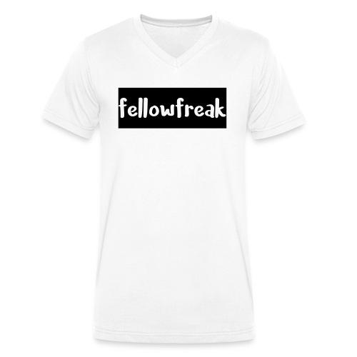 fellowfreak - Männer Bio-T-Shirt mit V-Ausschnitt von Stanley & Stella