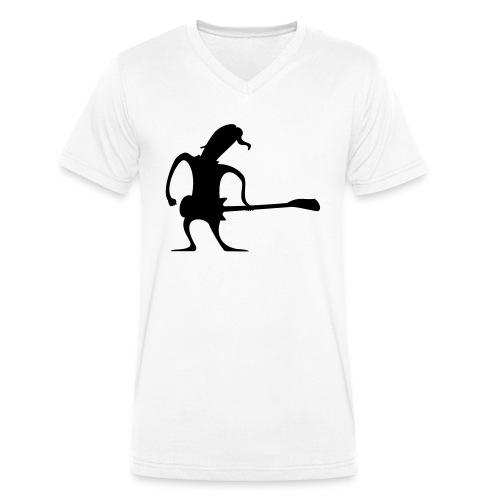 bassman - T-shirt bio col V Stanley & Stella Homme