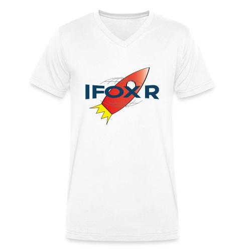 IFOX ROCKET - Ekologisk T-shirt med V-ringning herr från Stanley & Stella