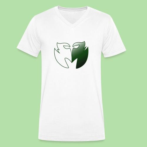 Moslem College Jacke - Männer Bio-T-Shirt mit V-Ausschnitt von Stanley & Stella
