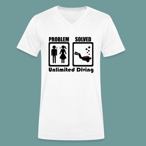 problem - T-shirt bio col V Stanley & Stella Homme