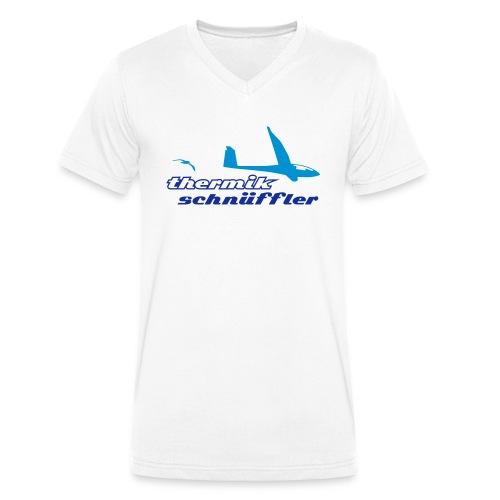 thermikschnueffler_a - Männer Bio-T-Shirt mit V-Ausschnitt von Stanley & Stella
