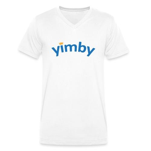 Yimby Göteborg väska - Ekologisk T-shirt med V-ringning herr från Stanley & Stella