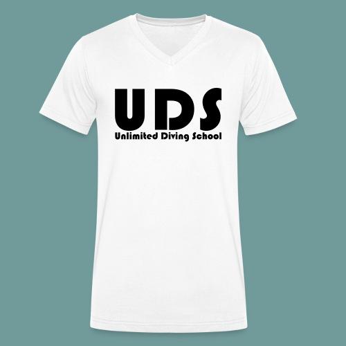 uds_01 - T-shirt bio col V Stanley & Stella Homme