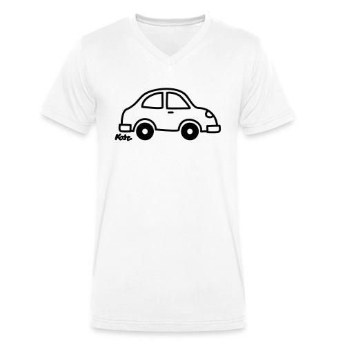 Auto - Männer Bio-T-Shirt mit V-Ausschnitt von Stanley & Stella