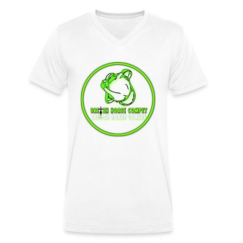 sans titre2 - T-shirt bio col V Stanley & Stella Homme
