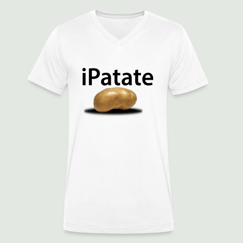 iPatate - T-shirt bio col V Stanley & Stella Homme