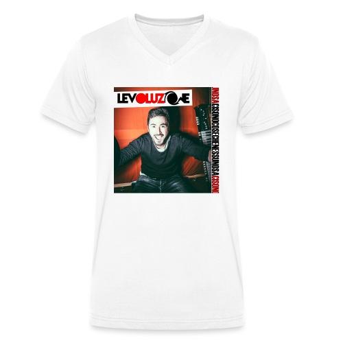 Cover Singolo Dario jpg - Men's Organic V-Neck T-Shirt by Stanley & Stella