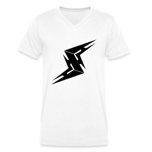 SeperateGaming Logo - Männer Bio-T-Shirt mit V-Ausschnitt von Stanley & Stella
