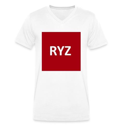 RYZ Pullover - Männer Bio-T-Shirt mit V-Ausschnitt von Stanley & Stella