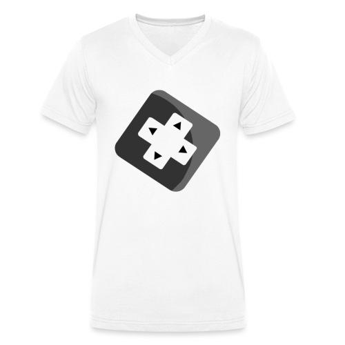 Logo Rox - T-shirt bio col V Stanley & Stella Homme