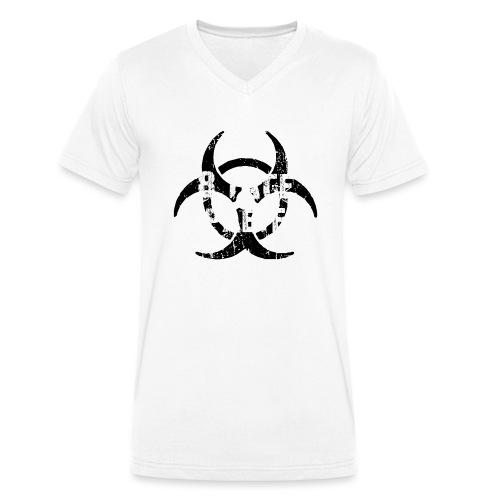 8 Tage Später - Männer Bio-T-Shirt mit V-Ausschnitt von Stanley & Stella