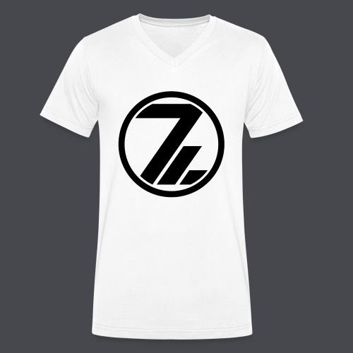 OutsiderZ Tasse - Männer Bio-T-Shirt mit V-Ausschnitt von Stanley & Stella
