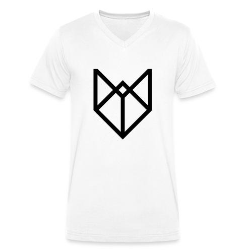 big black pw - Mannen bio T-shirt met V-hals van Stanley & Stella