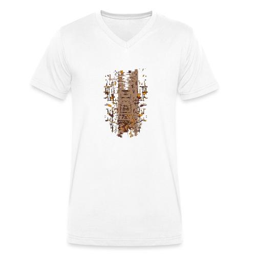 citrix - T-shirt bio col V Stanley & Stella Homme