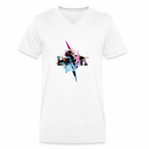 My Style - Männer Bio-T-Shirt mit V-Ausschnitt von Stanley & Stella