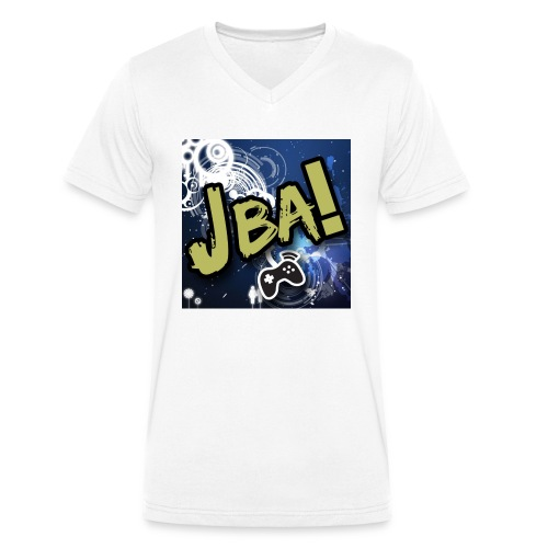 JBAGAMEZ - Men's Organic V-Neck T-Shirt by Stanley & Stella
