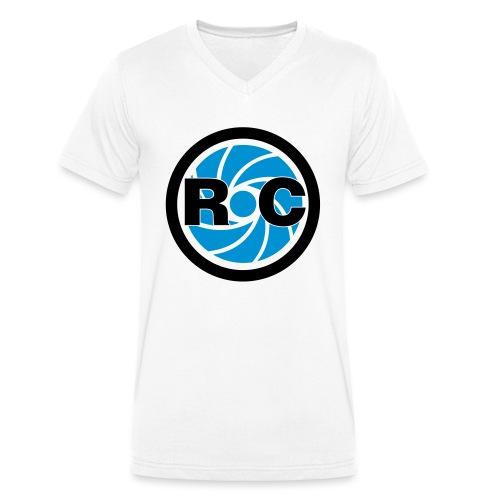 New Logo - Männer Bio-T-Shirt mit V-Ausschnitt von Stanley & Stella