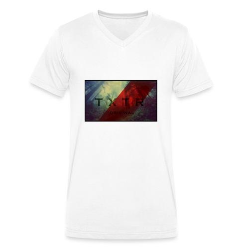 TXTOR - Männer Bio-T-Shirt mit V-Ausschnitt von Stanley & Stella