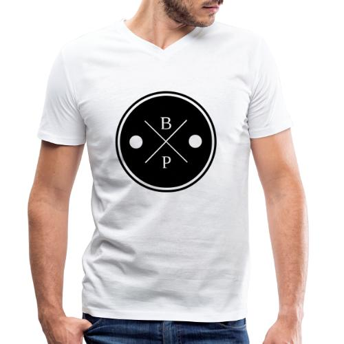 beerpoong - Männer Bio-T-Shirt mit V-Ausschnitt von Stanley & Stella