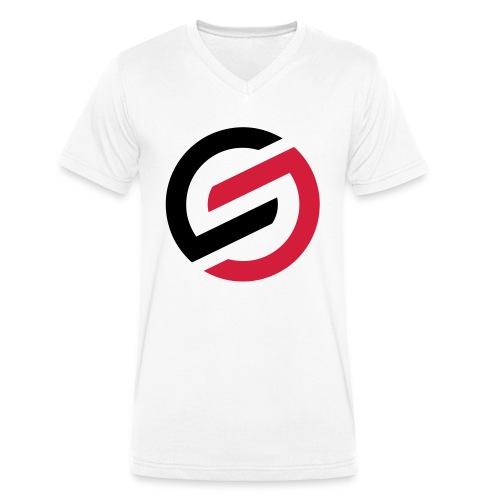 SDD Team Shirt - Männer Bio-T-Shirt mit V-Ausschnitt von Stanley & Stella
