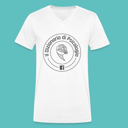Il Dizionario Di Psicologia - T-shirt ecologica da uomo con scollo a V di Stanley & Stella