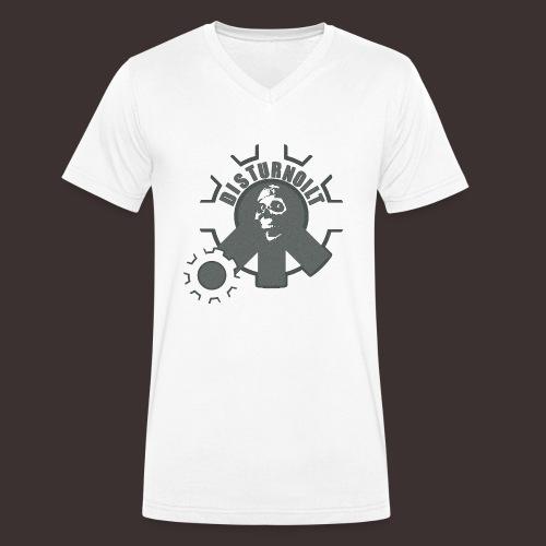 DIST-wwilwnin - Männer Bio-T-Shirt mit V-Ausschnitt von Stanley & Stella