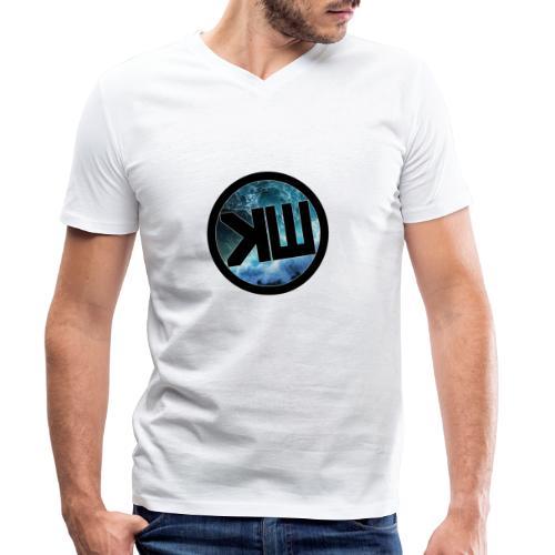 kw023 - T-shirt bio col V Stanley & Stella Homme