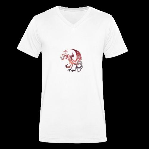 tigz - Männer Bio-T-Shirt mit V-Ausschnitt von Stanley & Stella