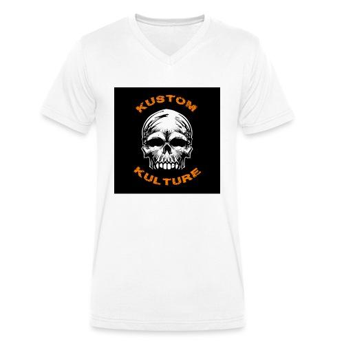 Sans Maxilaire - T-shirt bio col V Stanley & Stella Homme