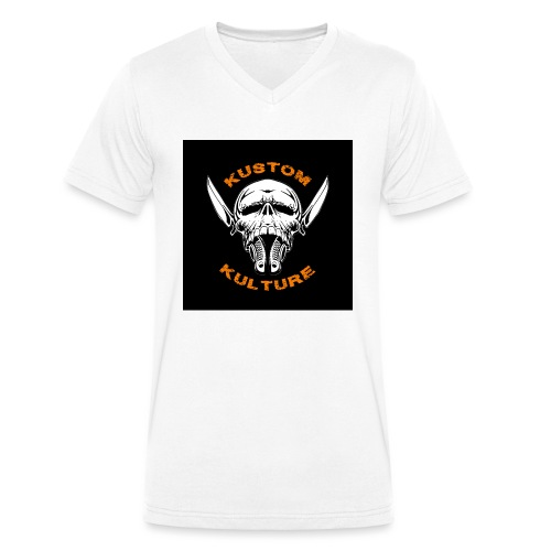 Happyness - T-shirt bio col V Stanley & Stella Homme