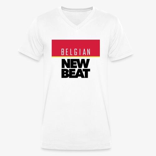 BNB SQ - Mannen bio T-shirt met V-hals van Stanley & Stella