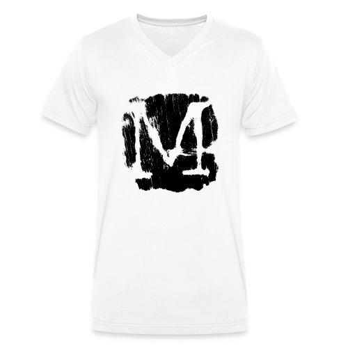 M3 - T-shirt ecologica da uomo con scollo a V di Stanley & Stella