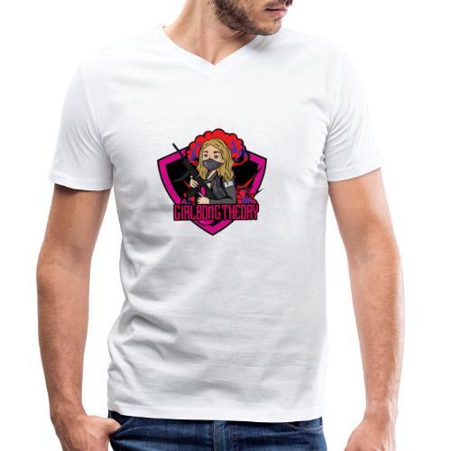 girlbongtheory - T-shirt ecologica da uomo con scollo a V di Stanley & Stella