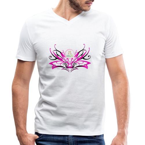 ButterFly MaitriYoga - T-shirt bio col V Stanley & Stella Homme