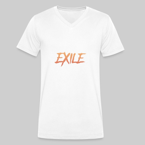 Marque Exile Sunset - T-shirt bio col V Stanley & Stella Homme