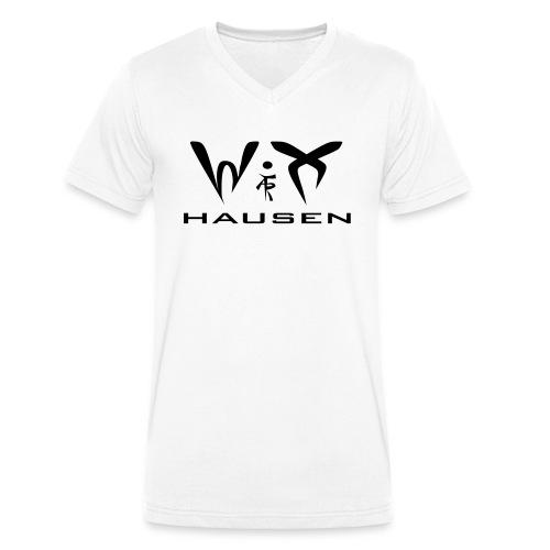 wixhausen - Männer Bio-T-Shirt mit V-Ausschnitt von Stanley & Stella