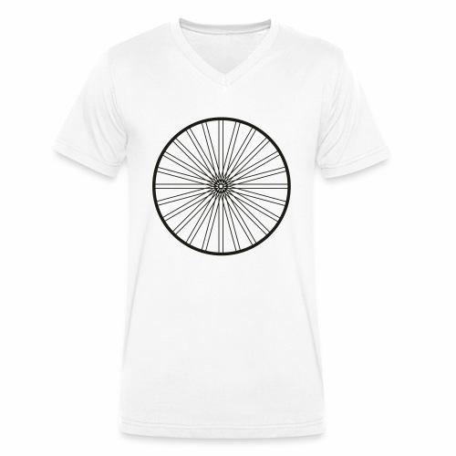 rad_02 - Männer Bio-T-Shirt mit V-Ausschnitt von Stanley & Stella