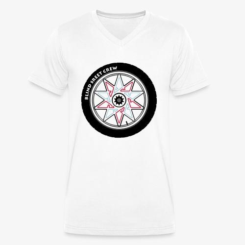 BSC Team - T-shirt ecologica da uomo con scollo a V di Stanley & Stella