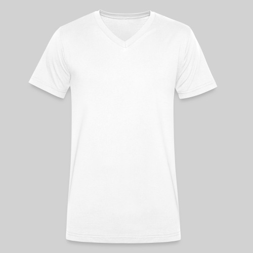 BEATJUNKX Mega Tank Fan - Men's Organic V-Neck T-Shirt by Stanley & Stella