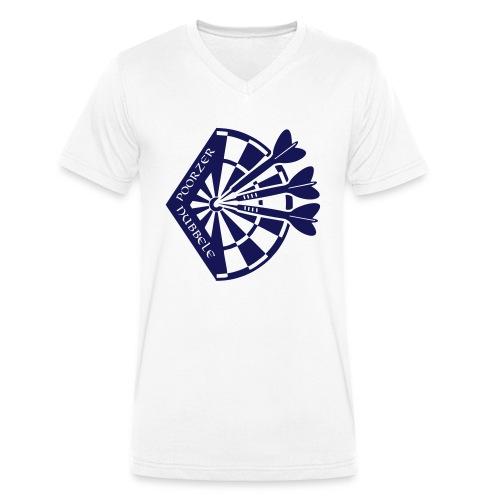 Dart - Männer Bio-T-Shirt mit V-Ausschnitt von Stanley & Stella