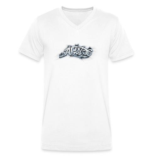 akut06png2 png - Männer Bio-T-Shirt mit V-Ausschnitt von Stanley & Stella