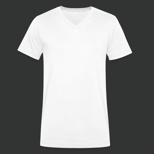 Celtic Knot — Celtic Circle - Men's Organic V-Neck T-Shirt by Stanley & Stella