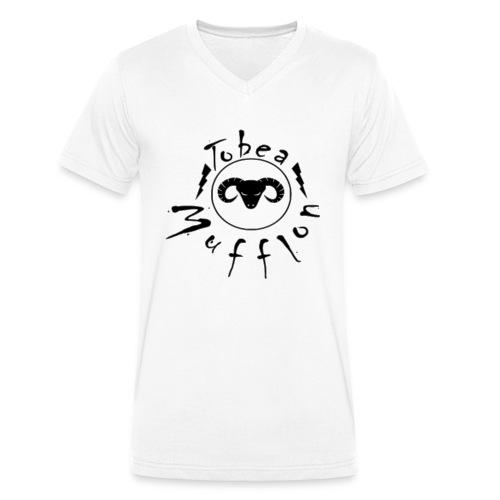 To be a Mufflon - Männer Bio-T-Shirt mit V-Ausschnitt von Stanley & Stella