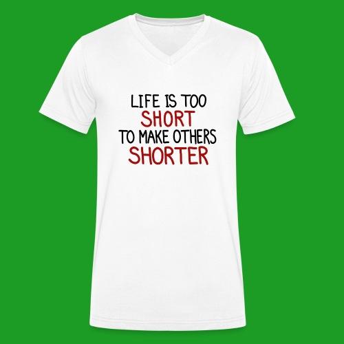 Vegan - T-shirt bio col V Stanley & Stella Homme