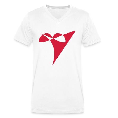 Perfect - Männer Bio-T-Shirt mit V-Ausschnitt von Stanley & Stella