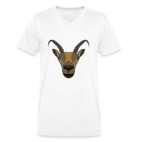 dsc04750 - Männer Bio-T-Shirt mit V-Ausschnitt von Stanley & Stella