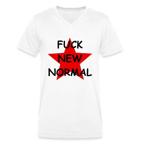 Resist 21.3 - Männer Bio-T-Shirt mit V-Ausschnitt von Stanley & Stella
