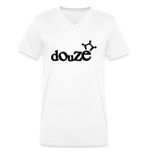 logo_douze - T-shirt bio col V Stanley & Stella Homme